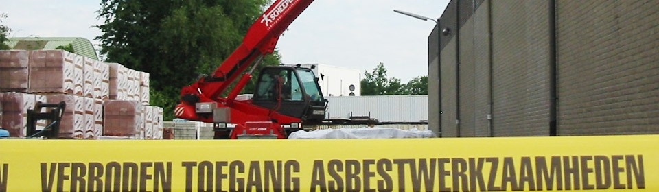 Asbest sanering