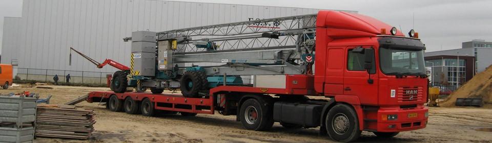 10 ton/meter kraan